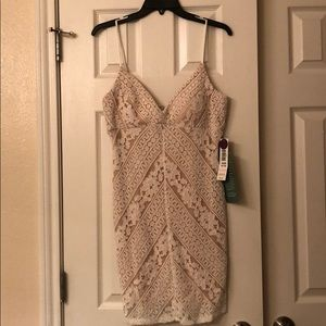 Special Occasion Dress (Nude/Cream), Reign On